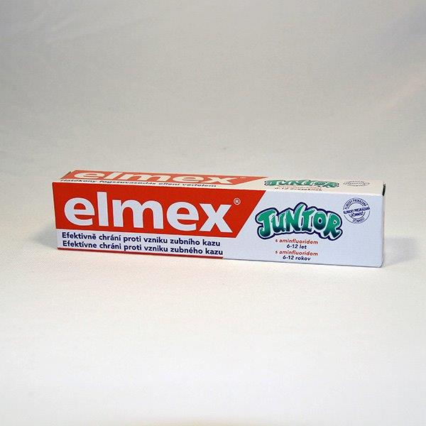 Elmex Junior fogkrem